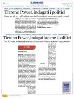 Vado Ligure, anche i politici indagati per un disastro
