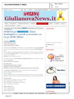 08/11/2014 Giulianova News
