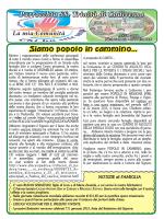 BOLLETTINO PARROCCHIALE n.12 - Parrocchia SS. Trinità