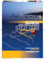 Acireale 2014 First ann.indd
