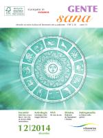 GENTE 12x2014 - Associazione Gente Sana
