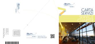 Carta dei Servizi 2014