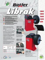 Librak 238HD 236HD 234HD 232HD 222H