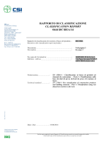 Certificazione B S1 d0 - Protezione Murale Integrata in Policarbonato
