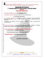 PROGRAMMA DETTAGLIATO - Istituto di Studi Giuridici Superiori