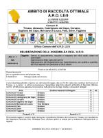 AMBITO DI RACCOLTA OTTIMALE A.R.O. LE/8