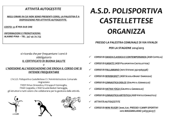 A.S.D. POLISPORTIVA CASTELLETTESE
