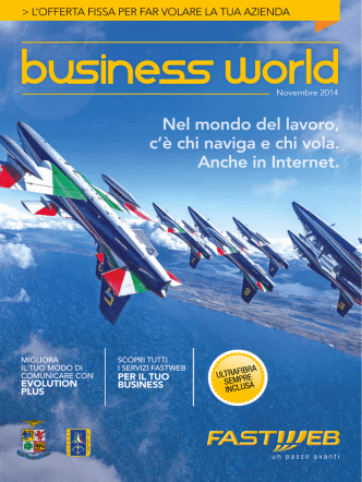 Brochure Offerta Fissa - Fastweb Soluzione Impresa