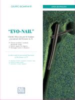 """EVO-NAIL"" - Bioimpianti"