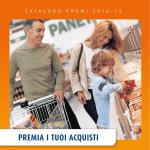 CATALOGO PREMI () - benvenuto nel panel consumatori gfk