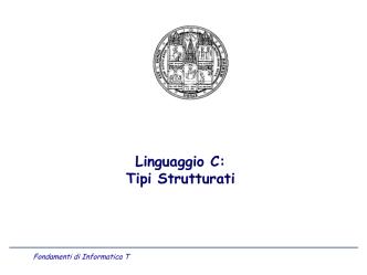 06. Tipi strutturati