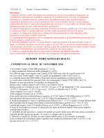 Scarica il Report - Stefanococuzza.it