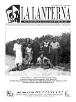 La Lanterna n° 106 giugno 2014