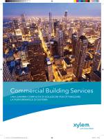 Commercial Building Services - Lowara ecocirc