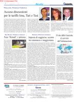 Accese discussioni per le tariffe Imu, Tari e Tasi
