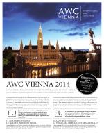 AWC VIENNA 2014
