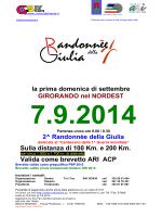 depliant veloce - Ciclo Club Trieste