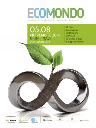 Brochure Ecomondo 2014
