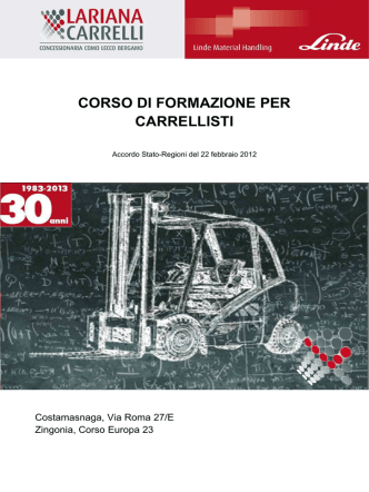 Brochure Informativa