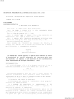 DPR 633/72 aggiornato ad aprile 2014