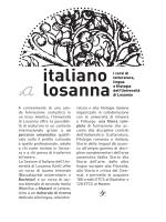 Presentazione lunga per Italofoni