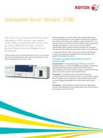 Stampante Xerox® Versant™ 2100