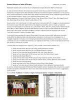 Articolo Europei 2014 Dresda