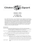 croazia - istra 15° porec cup 02 – 05 aprile 2015