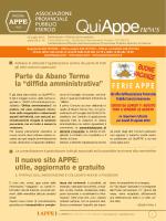 notiziario in pdf