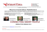 NEWSLETTER GENNAIO 2014 - VoipTel International SA