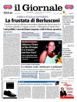 """""""Così Napolitano favorì tangentopoli"""" - int. a"""