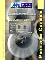 catalogo protezione catodica