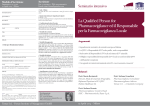 La Qualified Person for Pharmacovigilance ed il