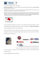 Presentazione BGM (PDF) - bgm officina meccanica