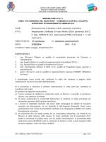 """IMMOBILIARE 2Z S.r.l. AREA """"EX FONDERIA DEL QUINTANO"""