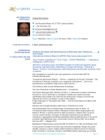 Curriculum Vitae - Ermanno Cribari-Home