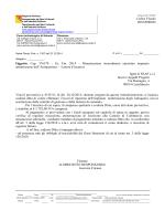 Codice Fiscale 80012000826 Oggetto: Cap. 376578 – Es. Fin. 2014