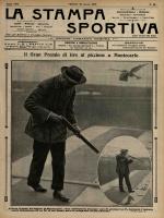 Il Gran Premio di tiro al piccione a Montecarlo