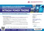 INTRADAY POWER TRADING - Istituto Internazionale di Ricerca