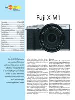 Fuji X-M1 - Fotografia.it