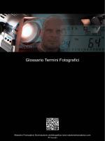 glossary - Massimo Francalanci