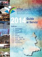 Guida ai Servizi FITeL Piemonte