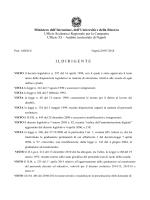decreto pubblicazione Gae Provvisorie n. 8_29_07_14