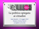 documento - Donatella Prampolini Sindaco