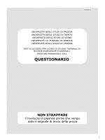 Facsimile test maggio 2014 con risposte