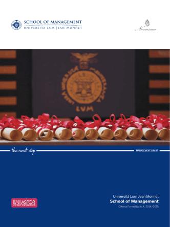 Brochure 2014 - School Of Management
