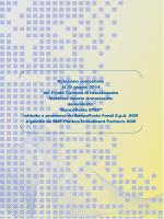 Relazione Semestrale al 30 giugno 2014