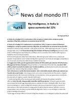 News dal mondo IT! - Information Technology Forum