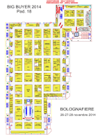 BIG BUYER 2014 Pad. 18 BOLOGNAFIERE