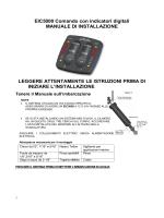 Manuale di installazione EIC5000